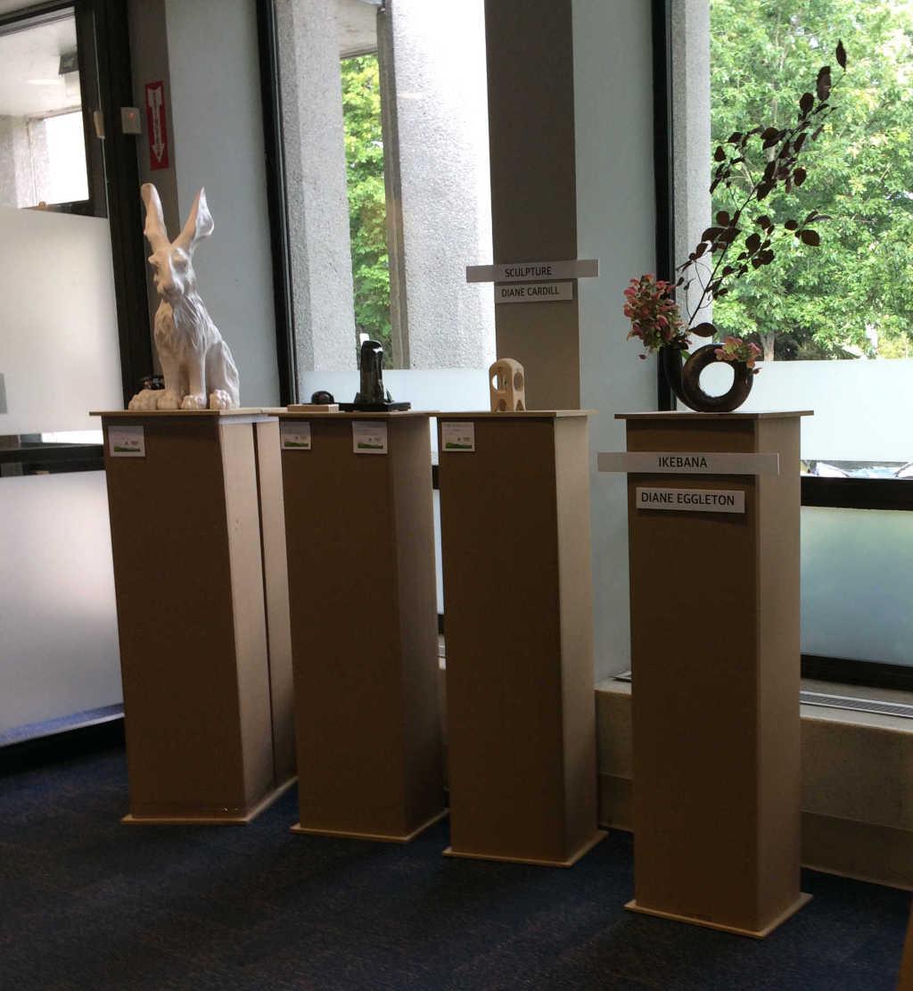 Diane Cardill prof. Sculpture