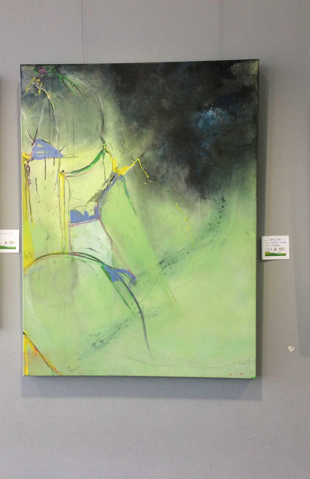Ian Le Gwen prof. Dessin, peinture, art plastique