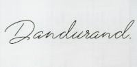 Dandurand, importateur de Vin